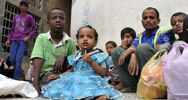 'Yemen büyük bir felaketin eşiğinde'