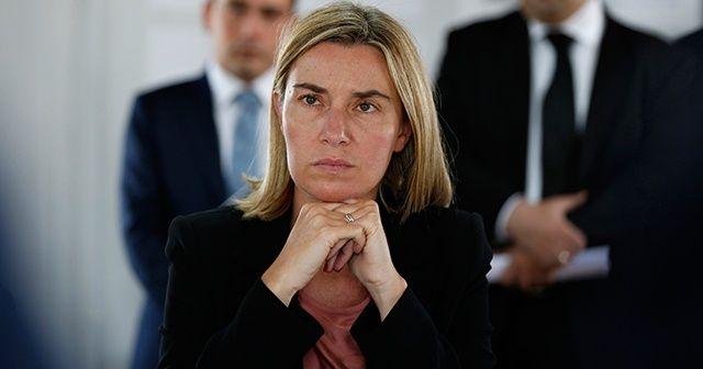 Avrupa Birliği kaygılı: Suriye'ye girmeyin