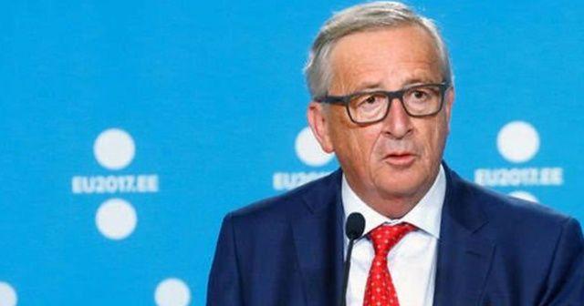 AB Komisyon Başkanı Junker: Almanya ve Avusturya'yı 'ikiyüzlülükle' suçladı
