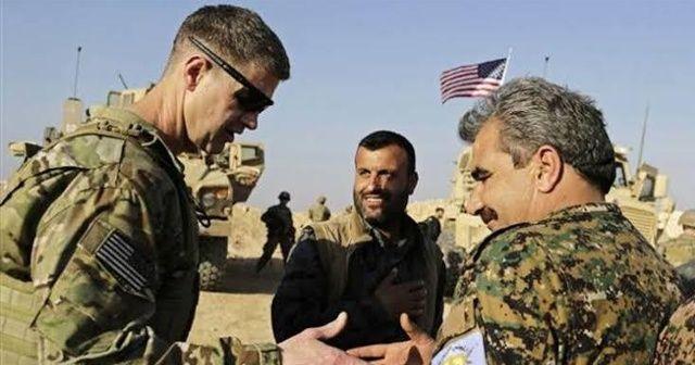 ABD'nin verdiği silahlara ne oldu? YPG'li konuştu!