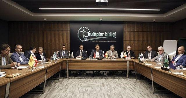 Ahmet Ağaoğlu: Kulüpler Birliği bildirisi, bana söylenenin dışındaydı