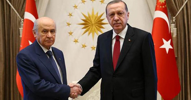 AK Parti - MHP İttifakı'nın seçim stratejisi belli oldu