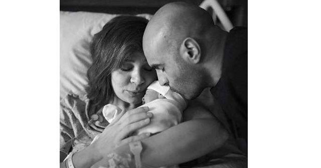 Aylin Kontente'den Alper Kul ile evliliğinden doğan ikinci çocuğu hakkında duygusal paylaşım