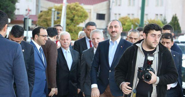Bakan Gül'den Cumhur İttifakı vurgusu