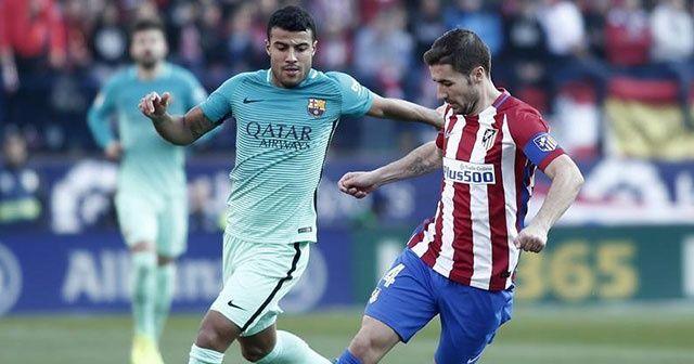 Barcelona'da Rafinha 6 ay sahalardan uzak kalacak