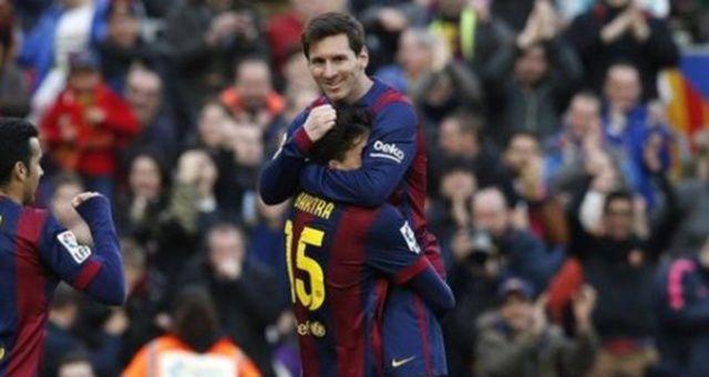 Barcelona, Levante'yi deplasmanda farklı yendi