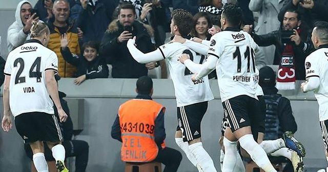 Beşiktaş - Galatasaray 1-0 maçı full özeti ve golü İZLE! BJK GS Maç özeti  Dev derbi özeti İZLE