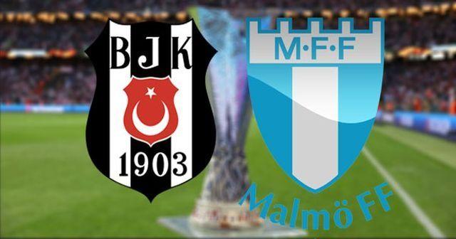 Beşiktaş Malmö şifresiz Canlı İZLE | Beşiktaş Malmö şifresiz izle | BJK Malmö maç skoru kaç kaç