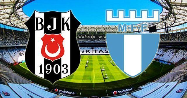 Beşiktaş Malmö Şifresiz Veren Kanallar listesi ve Beşiktaş Malmö CBC Sport İzle