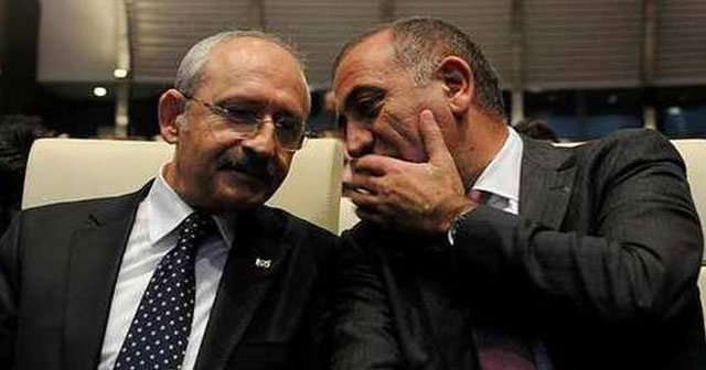 """CHP'de  İstanbul gerilimi """"Ben koyun değilim"""""""