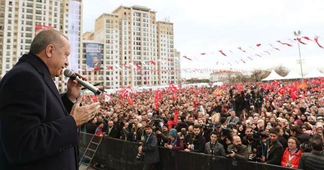 Cumhurbaşkanı Erdoğan: Bay Kemal, kimseyi sokağa çıkartamayacaksınız
