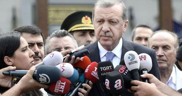 Cumhurbaşkanı Erdoğan: Bu hafta Bahçeli ile görüşebiliriz