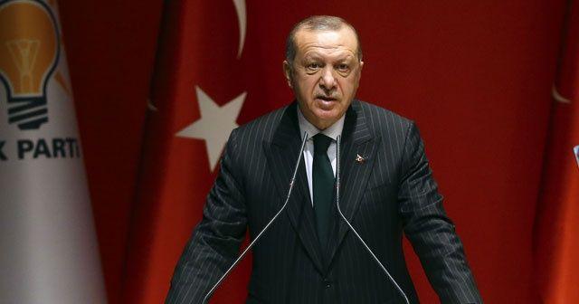 Cumhurbaşkanı Erdoğan: Gürültü ve görüntü kirliliği oluşturan propaganda yöntemlerini  terk ediyoruz