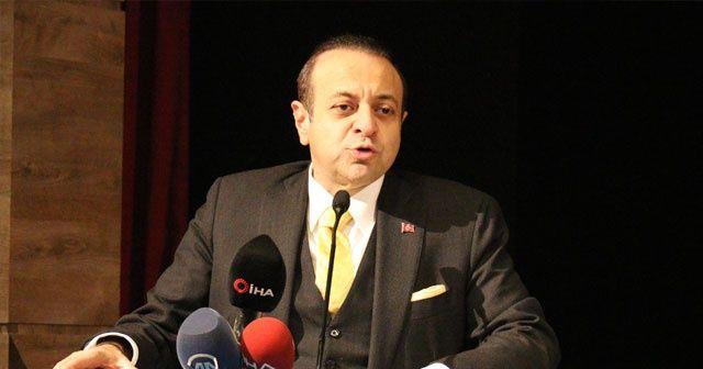 Egemen Bağış'tan Fransa'ya Gezi göndermesi