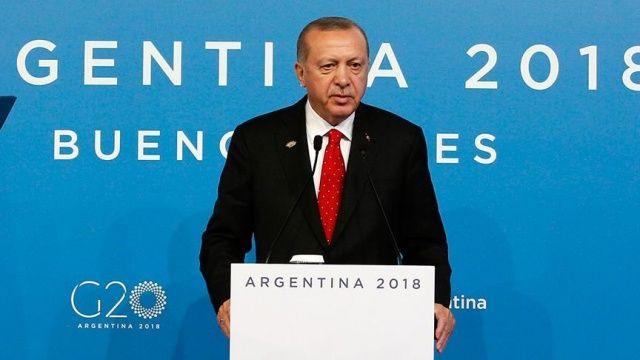 Erdoğan: Çok yakında orayı da kurtaracağız!