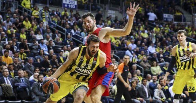 Fenerbahçe 15 sayı geriden geldi, üst üste 15. maçını kazandı