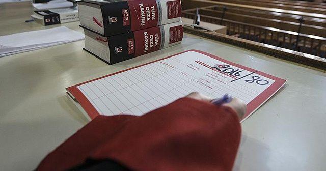 FETÖ'nün mahrem imamları davası: 36 sanığa hapis