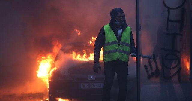 Fransa 8 Aralık'taki büyük protestoya hazırlanıyor