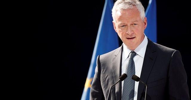 Fransa ekonomi bakanından 'zarar' açıklaması