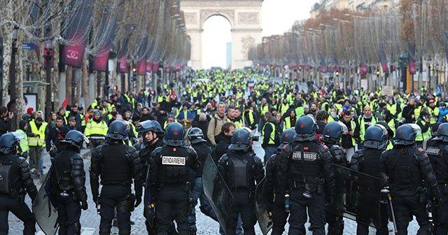 Fransız polisinden ultra önlemler