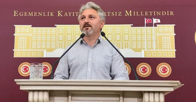 HDP'li vekilden küstah tehdit: Yeni Gezi yolda