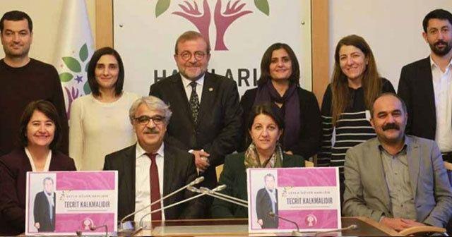 """HDP milletvekillerinin TBMM'deki """"açlık grevi"""" sona erdi"""