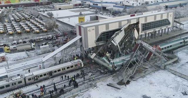 Hızlı tren kazasının şifreleri Çarpışma dizisinde vardı iddiası