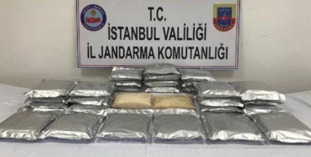 İstanbul'da dev bonzai operasyonu! 260 ton üreteceklerdi