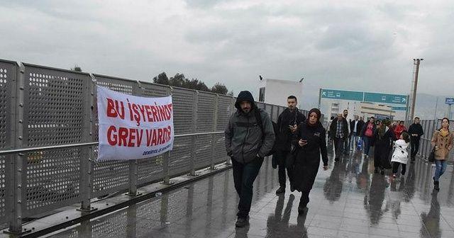İZBAN grevi 17. gününde! İzmirlilerin çilesi sürüyor