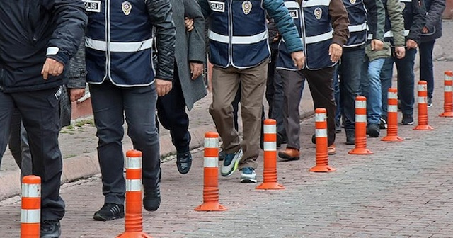 Karaman'daki FETÖ'nün 'askeri mahrem yapılanması'na operasyon