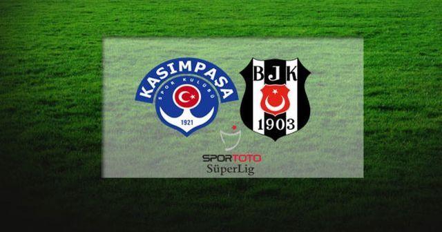 ÖZET İZLE Kasımpaşa Beşiktaş Maç Özeti Golleri ! BJK Kasımpaşa Maçı kaç kaç bitti