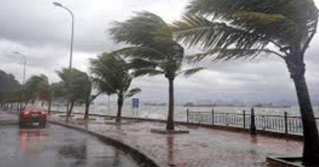 Kıbrıs'ı fırtına ve sel vurdu, 1 kişi hayatını kaybetti