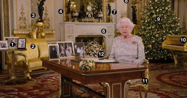 Kraliçe'nin yoksulluk ve cömertlik konuşmasının önüne geçen detay