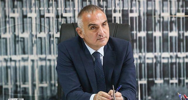 Kültür ve Turizm Balkanı Mehmet Nuri Ersoy: '2019 yılını 'Göbeklitepe Yılı' ilan etmek amacındayız'