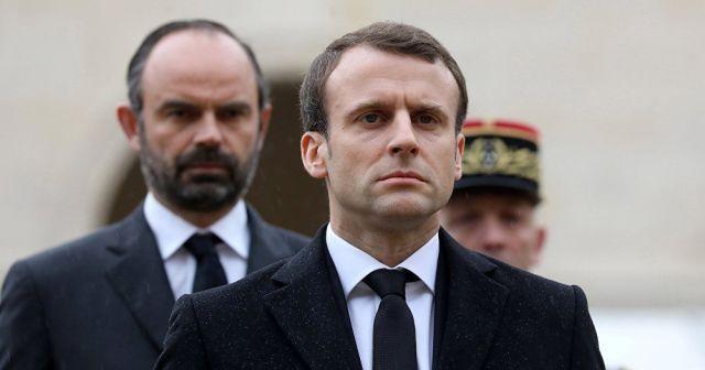 Macron'a halk desteği düşük seviyede: Yüzde 18'e geriledi