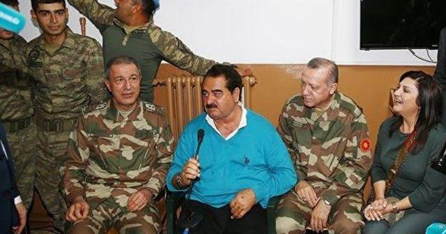 Mahmut Tuncer'den İbrahim Tatlıses'e tepki: Afrin meselesinde ona kırıldım