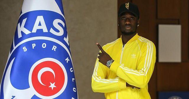 Mbaye Diagne: Türkiye'nin en iyi futbolcusu benim