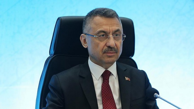 Oktay, KKTC Başbakanı Erhürman ile telefonla görüştü