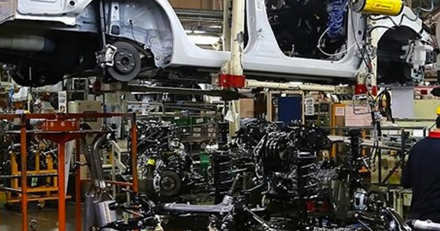 Otomotiv ihracatında yıl bitmeden rekor geldi