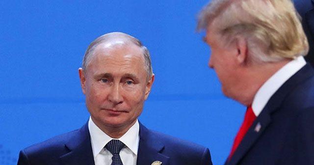 Putin'den Trump'a flaş mesaj