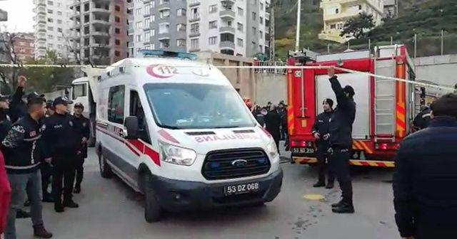 Rize'de ters yöne giren kamyon anne ve kızının ölümüne neden oldu