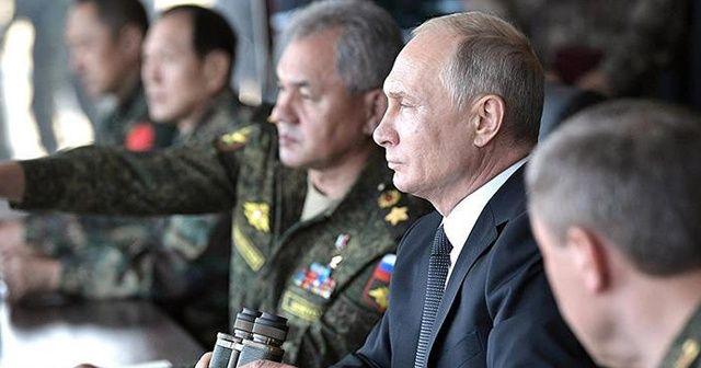 Rusya'dan silahlanmaya devam açıklaması