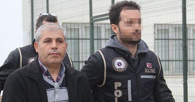 Rütbesi sökülen emniyet müdürü FETÖ'den tutuklandı