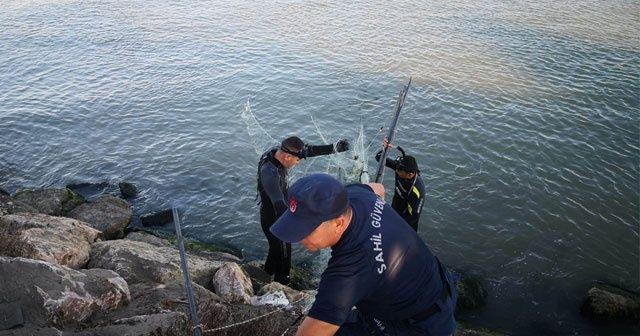 Sahil güvenlik yasa dışı avcılık yapanları affetmedi... Ceza yağdı