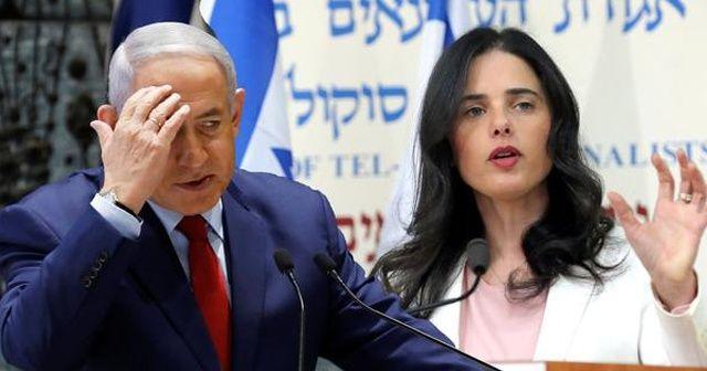 Seçim kararının ardından Netanyahu'ya şok