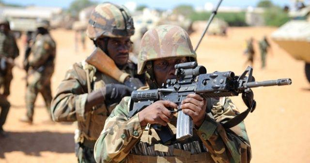 Somali'de 30 Eş-Şebab militanı etkisiz hale getirildi