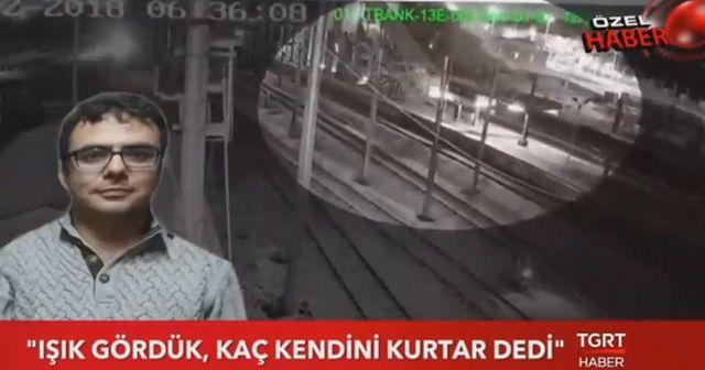 Tren faciasından yaralı kurtulan tek makinist Kenan Günay ilk kez konuştu