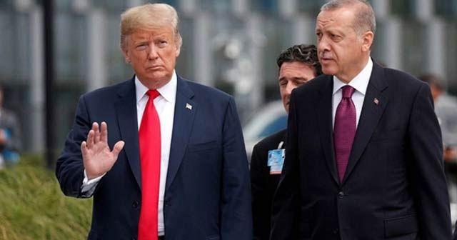Trump'tan Cumhurbaşkanı Erdoğan'a: Gülen'i sınır dışı etmeye çalışıyoruz