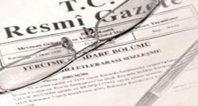 Türkiye Uzay Ajansı'nın kuruluşu Resmi Gazete'de