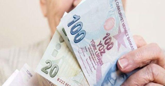 Yaşlı aylığı 1000 liraya çıkarılıyor